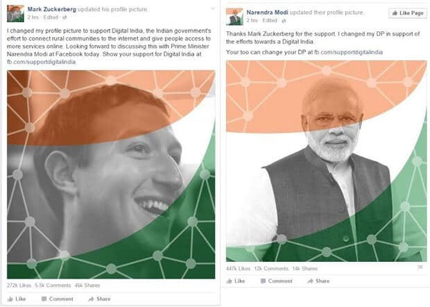 Mark-ZuckerBerg-Narendra-Modi