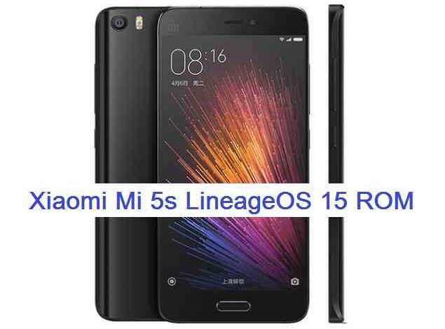 Download and Install Android Oreo On Xiaomi Mi 5S