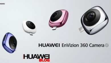 Photo of Huawei unveiled EnVizion 360 Camera module for smartphones