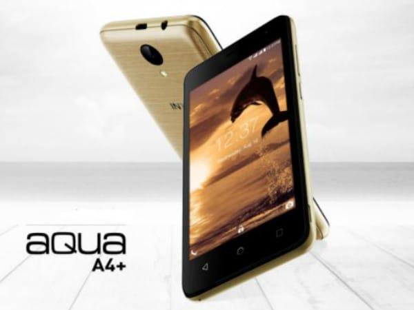 Intex Aqua A4+