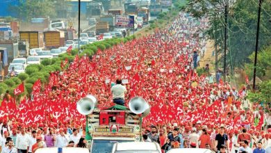 Photo of Tens of thousands of farmers reach Mumbai to press their demands on the Government