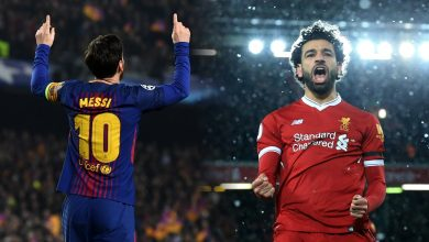 Photo of Liverpool Manager Compares Mohamed Salah to Lionel Messi