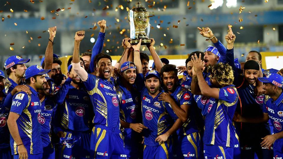 IPL Past Winners