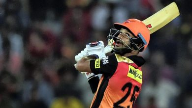 Photo of IPL 2018: Bowlers and Dhawan deliver Sunrisers Hyderabad win against Rajasthan.