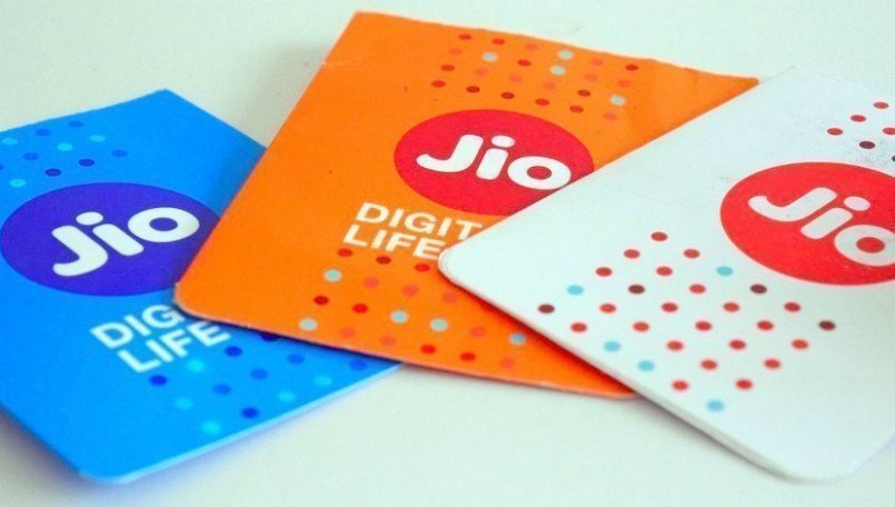 Reliance jio data pack