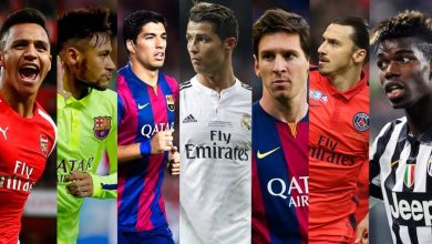Photo of Cristiano Ronaldo, Neymar Feature in the list of top 10 most expensive football players transfers