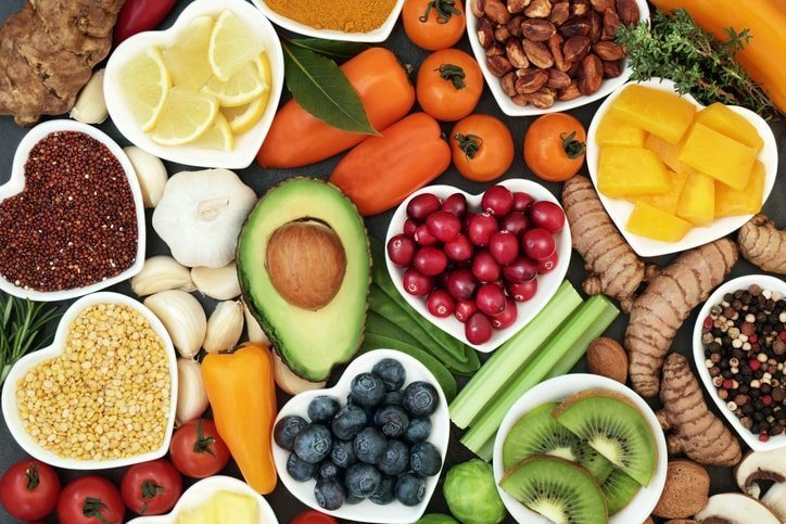 foods for the healthy heart