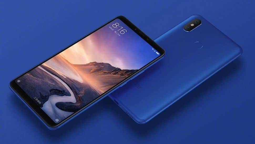 Photo of Xiaomi MI Max 3 comes to the market with a battery of 5000 mAH