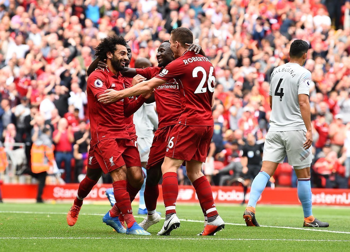 Photo of Liverpool 1-0 Brighton: Video Highlights, Review and Reactions