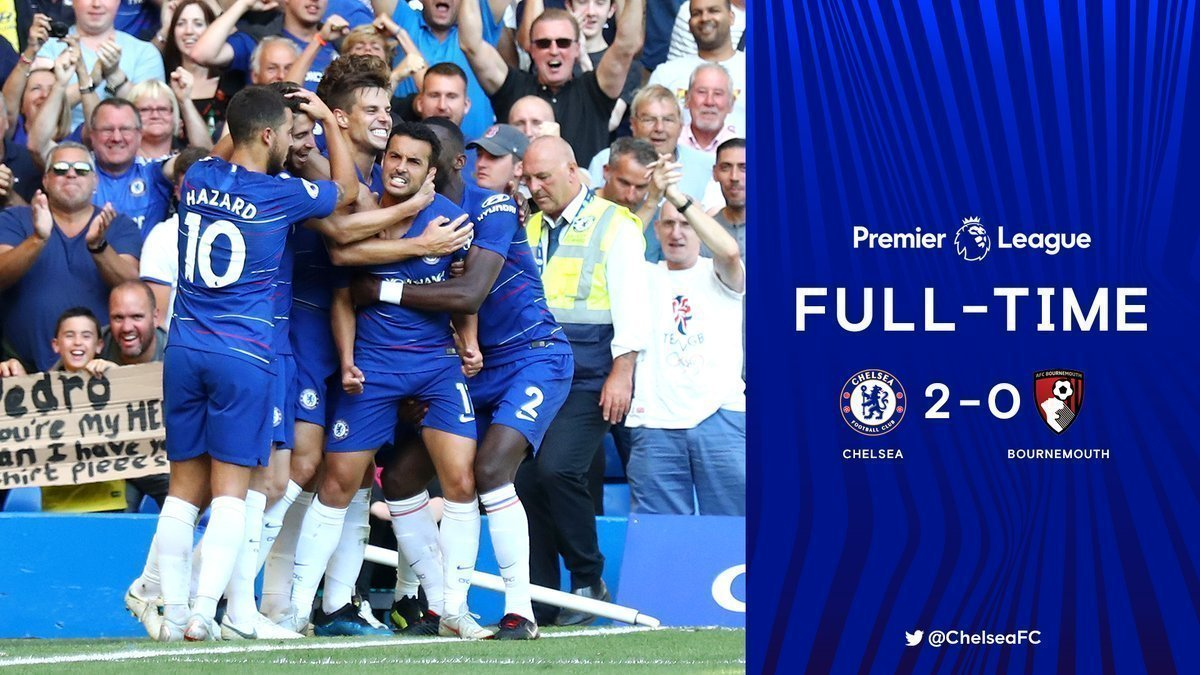 Photo of Chelsea 2-0 Bournemouth: Video Highlights, Review