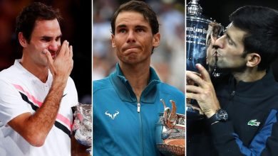 Photo of Roger Federer, Nadal and Djokovic: The Irreplaceable Gods of Tennis