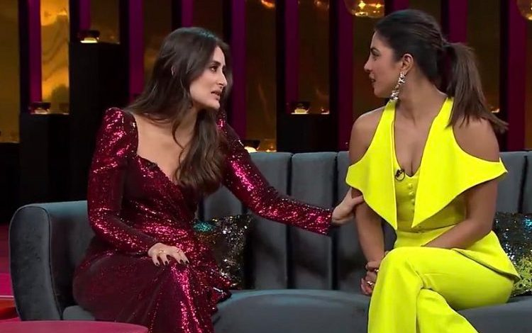 Kareena And Priyanka on Koffee With Karan