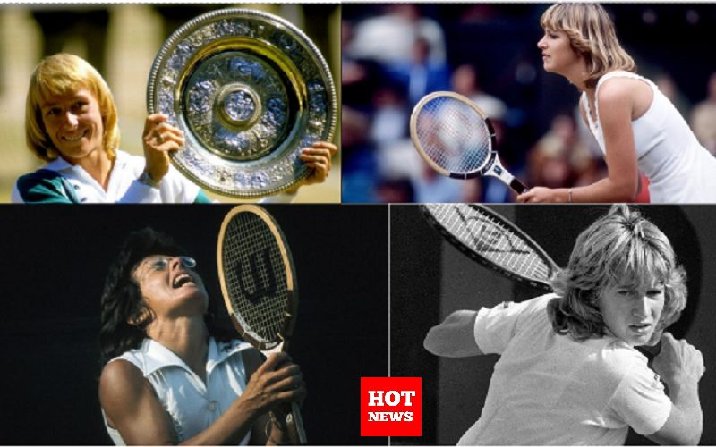 Photo of Top 6 Best Female tennis players of all time