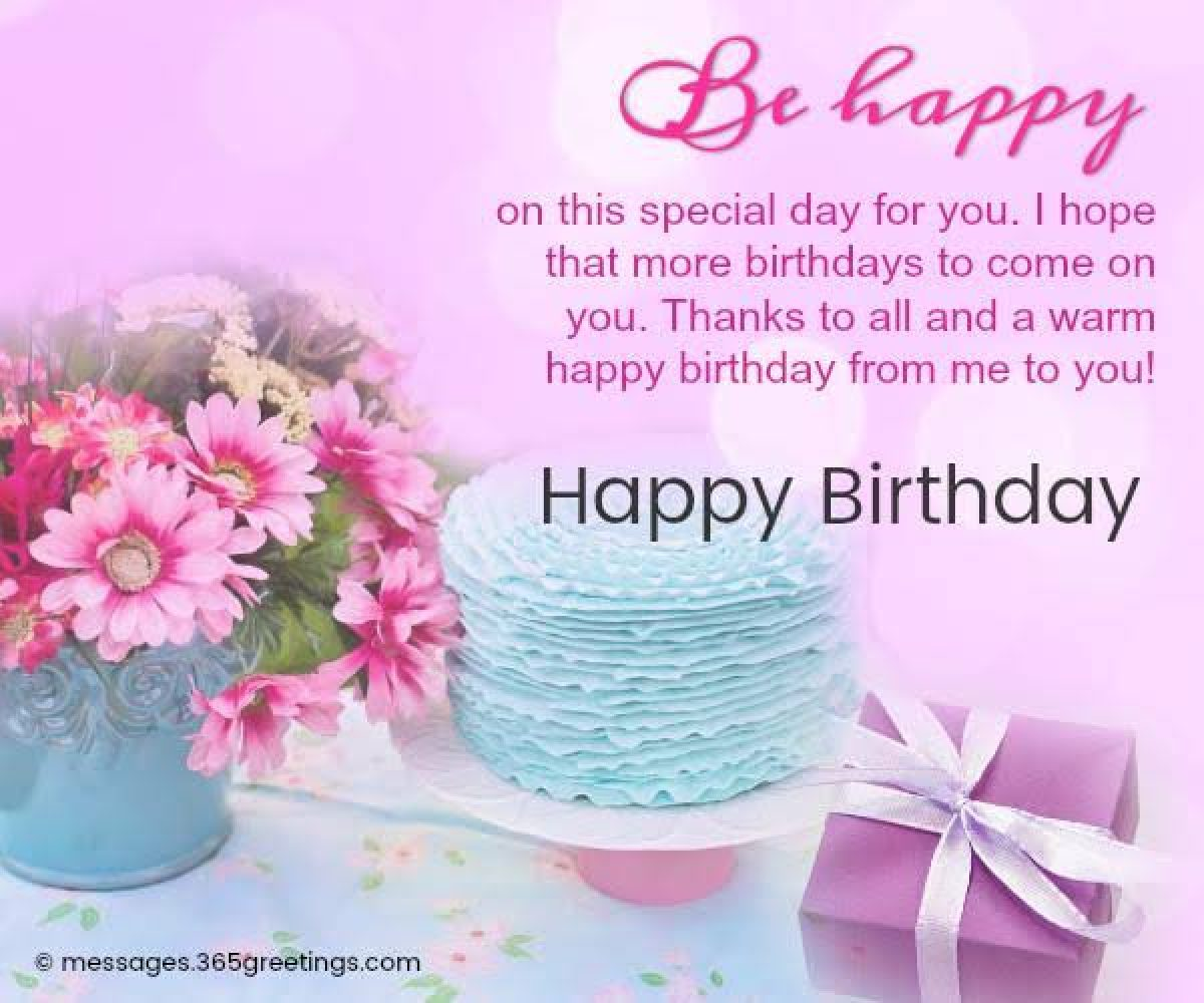 Best Happy Birthday Quotes Wishes And Messages For 2019 Headlines Of Today