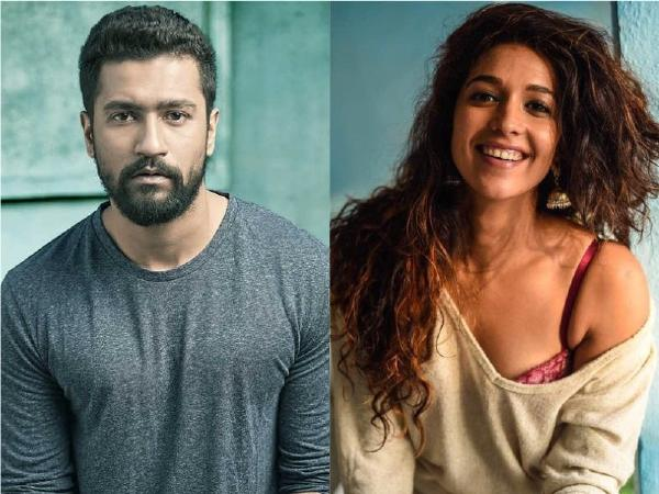Photo of Harleen Sethi unfollows Vicky Kaushal on Instagram, Katrina is the reason : Reports