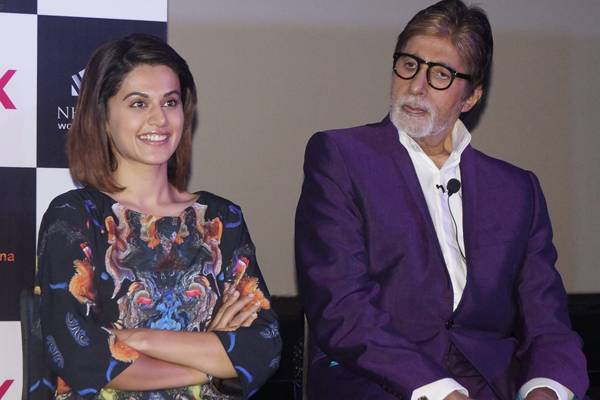 Photo of Badla Review : Taapsee and Big B Rocked It Again!