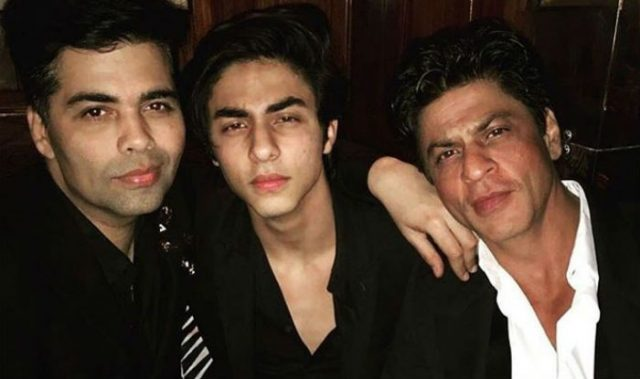 Photo of Aryan Khan To Assist Karan Johar In Takht : Shahrukh Would Be A Proud Dad!
