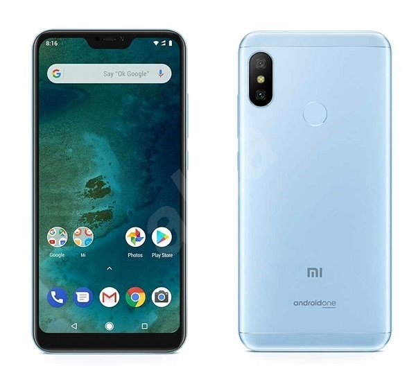 Update Xiaomi Mi A2 Lite to Android 9.0 Pie based on Resurrection Remix 7 (RR 7)
