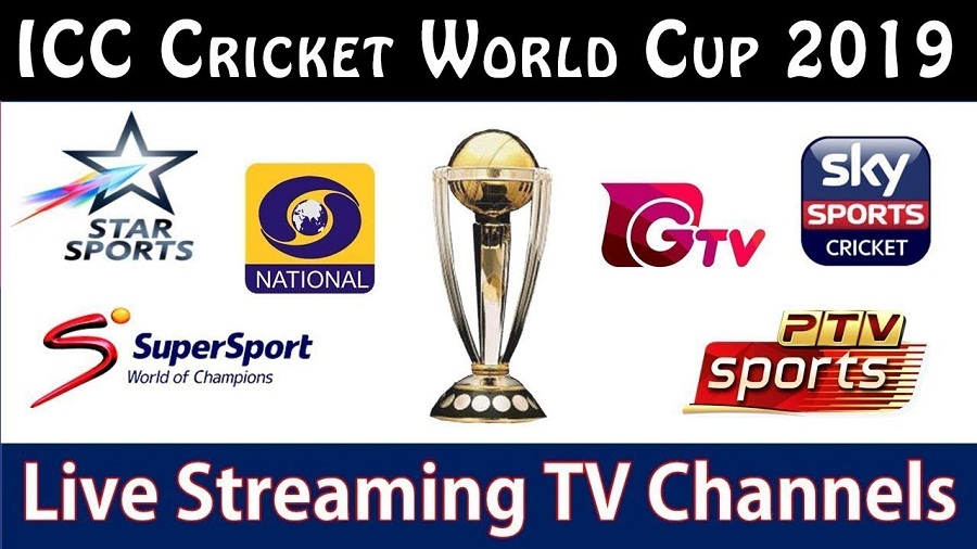 How to watch ICC Cricket World Cup 2019 in India