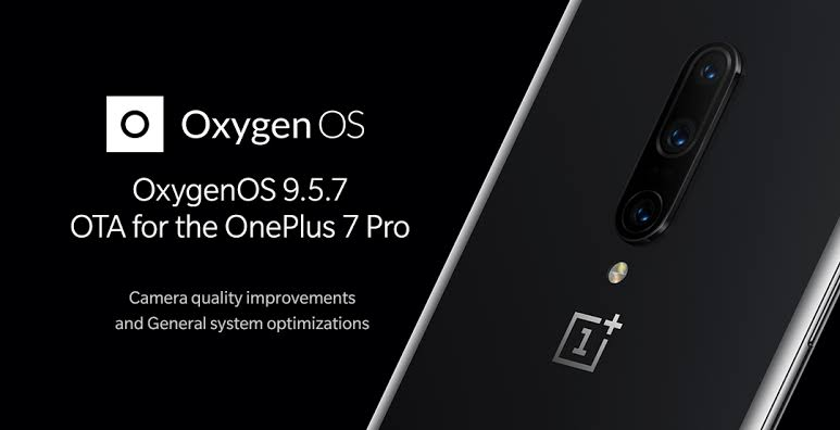 Photo of OnePlus 7 Pro gets OXYGEN OS 9.5.7 Update, brings fanatic mode to Camera
