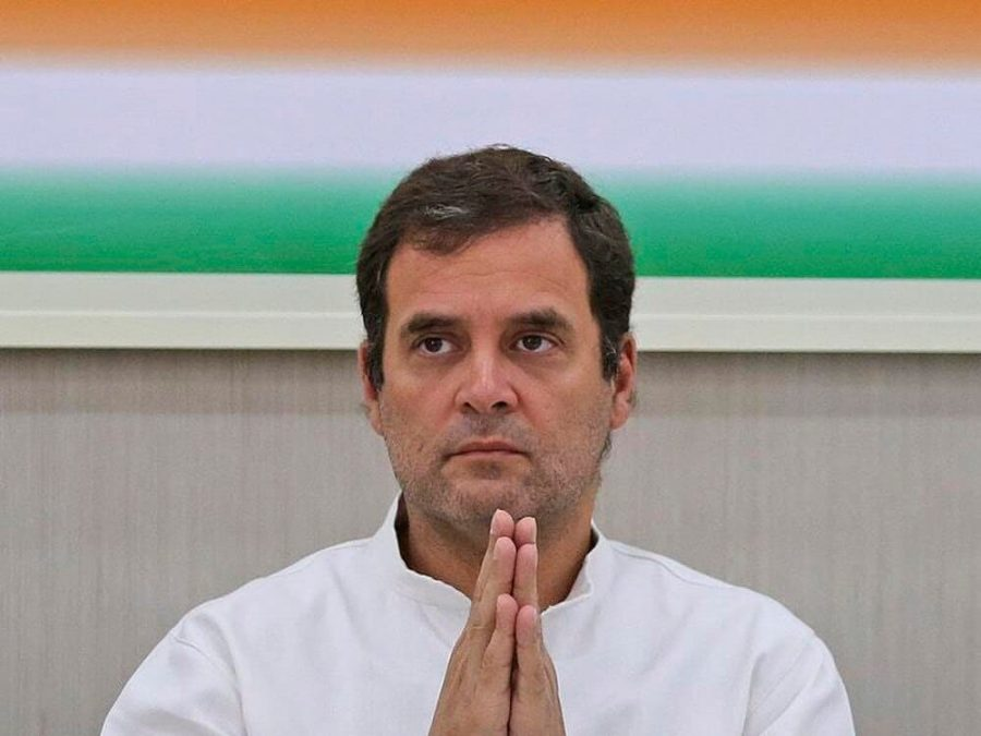 Photo of Rahul Gandhi quits as Congress party president