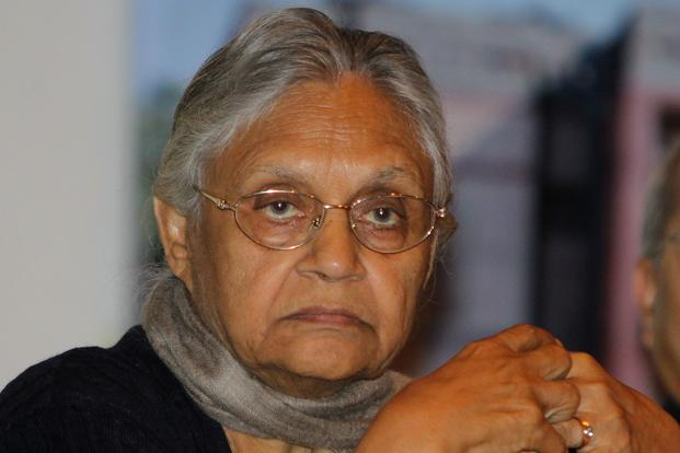 Photo of Veteran Congress leader and three time Delhi CM Sheila Dikshit, passes away
