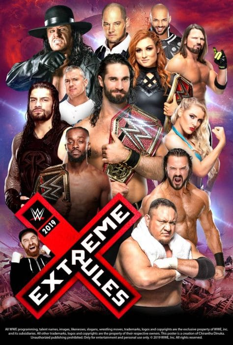 Photo of WWE Extreme Rules 2019: Where to Watch, Preview & Bouts
