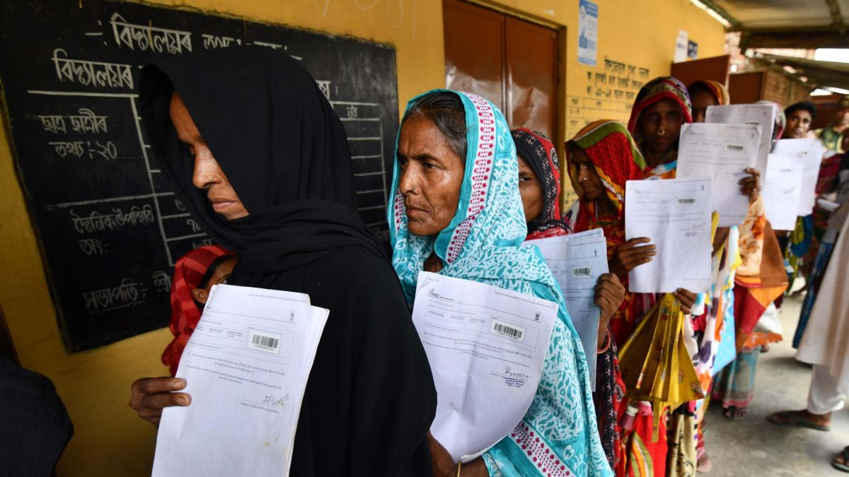 Photo of NRC Row: Around 2 Million Indian citizens stateless; Govt to provide legal support