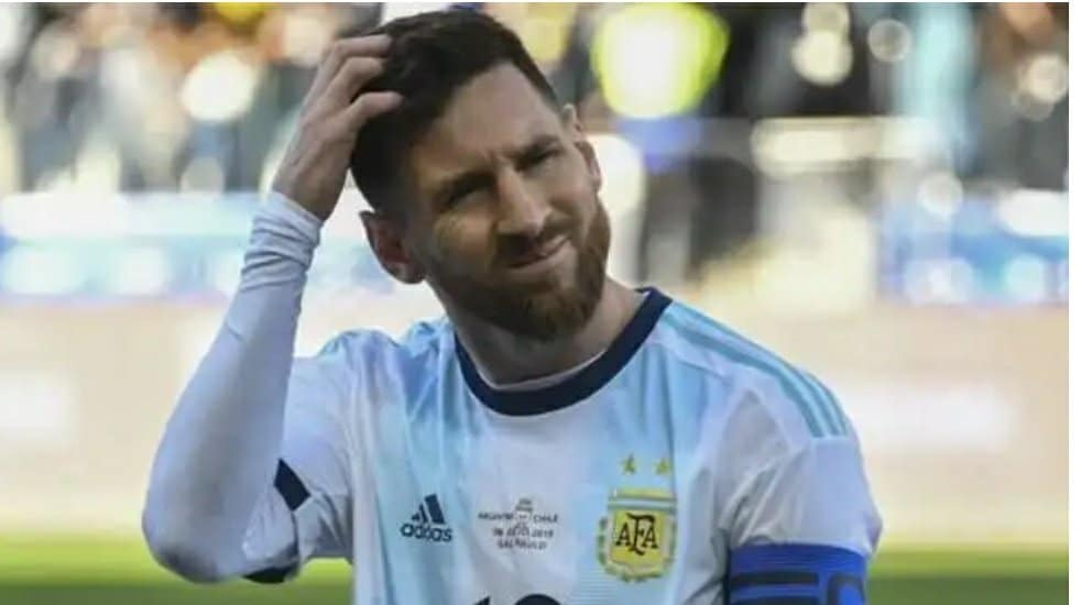 Photo of Football News: Lionel Messi banned for three months from International Football; Let's Know Why?