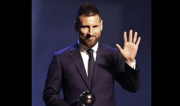 Photo of FIFA announces The Best FIFA Football Awards, Messi bags Best Men's Player of the Year