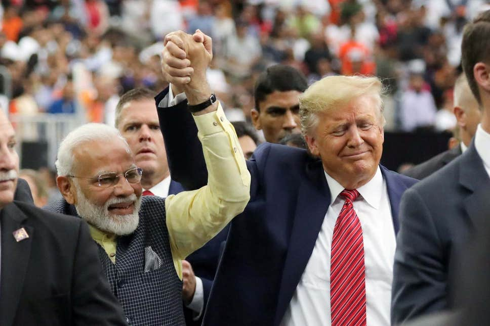 Howdy Modi: Trump and Modi as the Chief architects of the new indo-US relation
