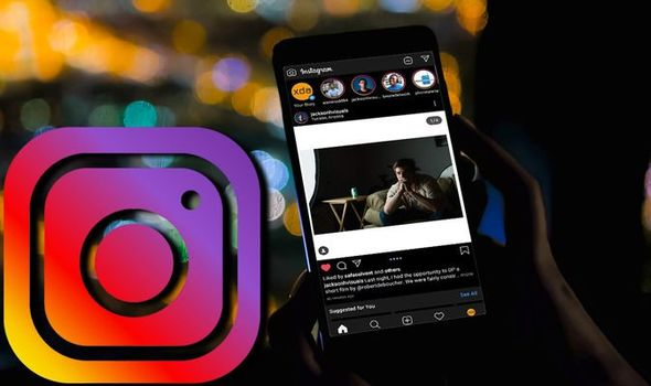 Photo of Instagram unleashed its dark mode feature with updates of IOS and Android