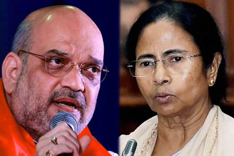 Photo of NRC Implementation Across India, says Amit Shah; Not In Bengal, Mamata Says In Response