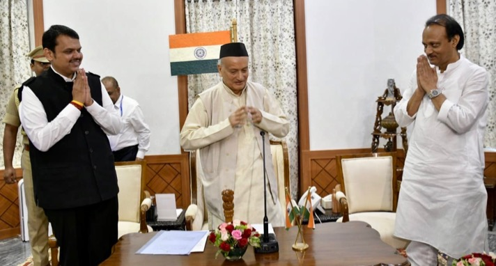 Devendra-Fadnavis-Ajit-Pawar-take-oath