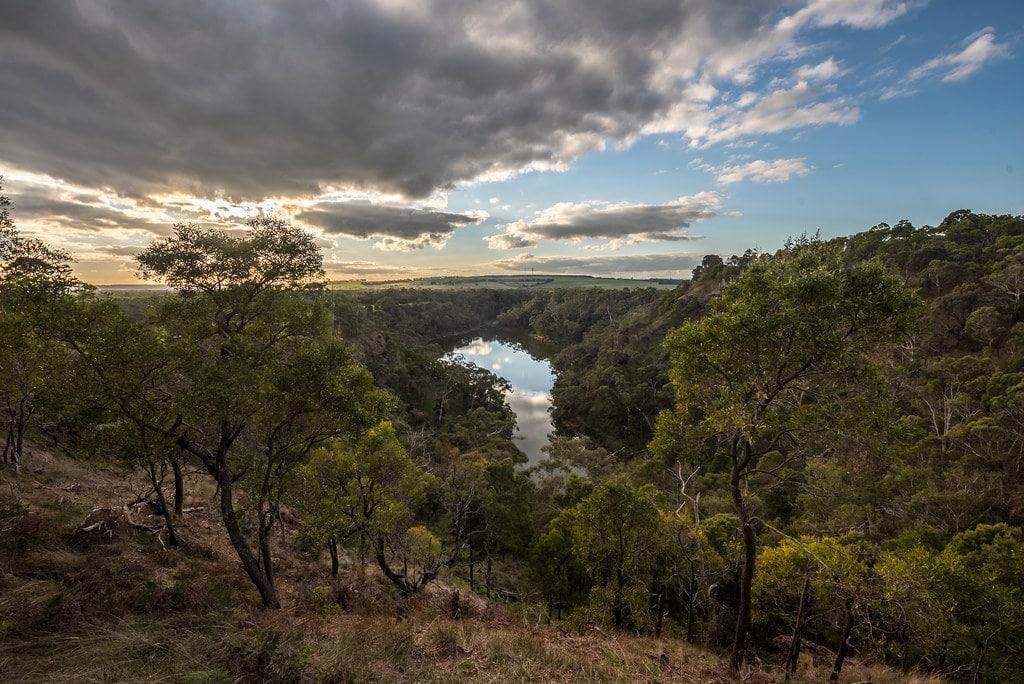 Photo of Australian Bushfires Revealed Ancient Aquatic System