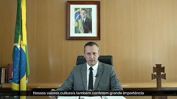 Photo of Brazilian Cultural Secretary To Be Sacked After He Echoes Goebbels