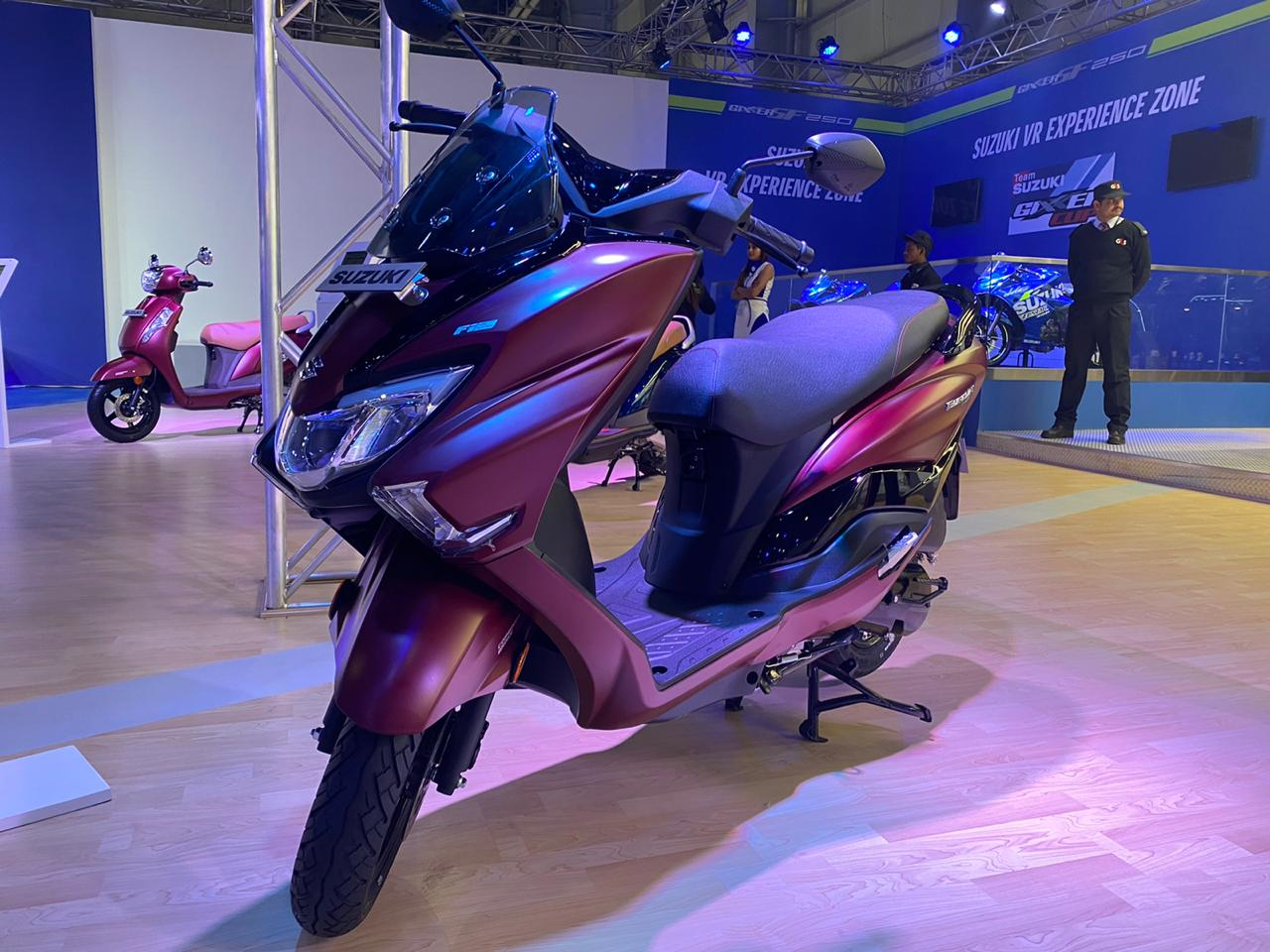 Photo of Suzuki Burgman Street 125 BS6 Launched In India; Priced At ₹ 77,900