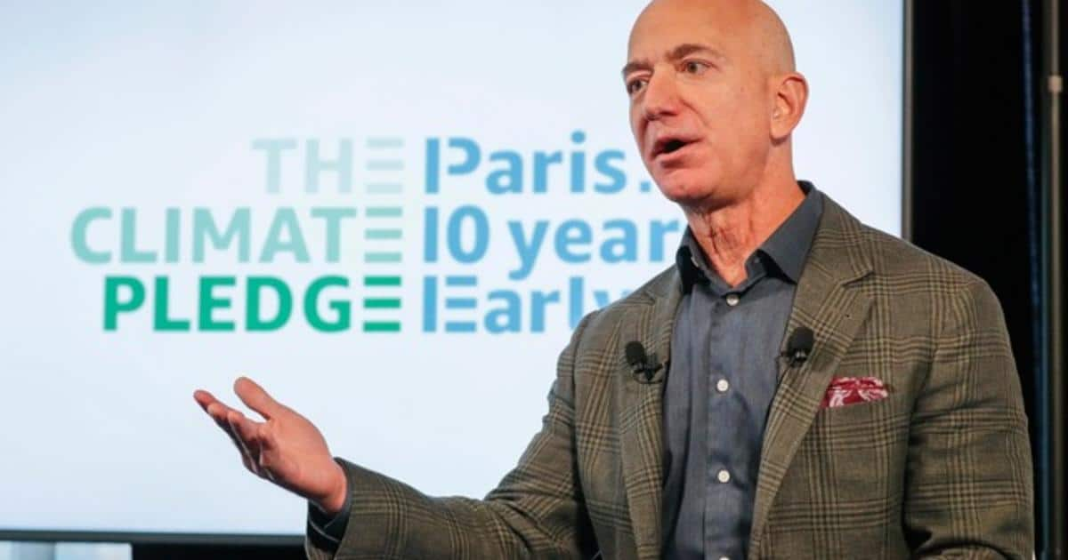 World richest Jeff Bezos will spend $10 billion to fight with climate change