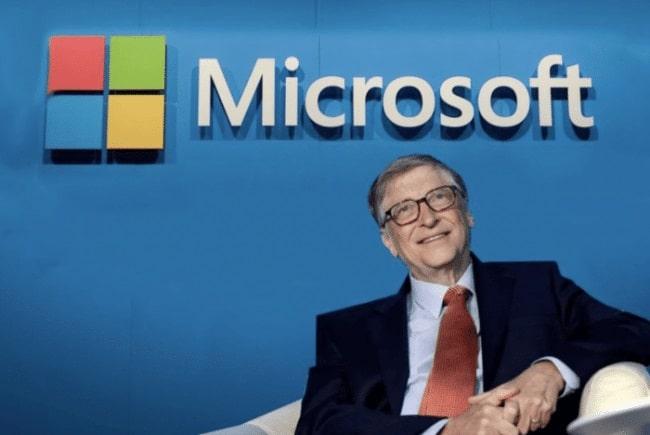Bill Gates Resigns from Microsoft Board