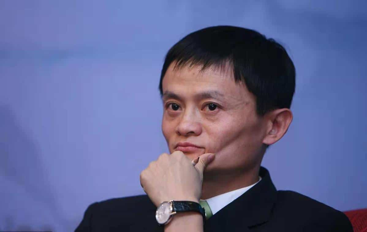 Photo of Chinese businessman Jack Ma donated 500,000 test kits and 1 million masks to the U.S.