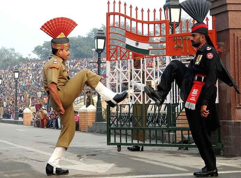 Pakistan Closed Wagah Border With India Amid Coronavirus fear