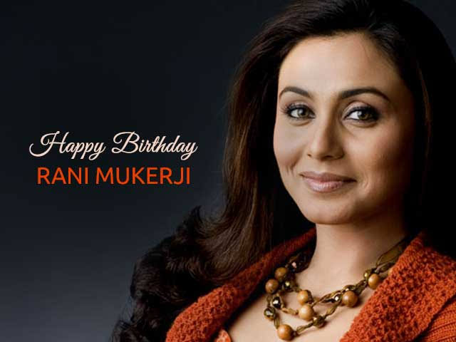 Photo of Happy birthday Rani Mukerji: from a Mere Bengali to the queen of Bollywood