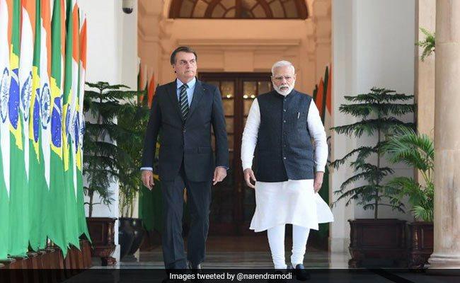 Brazil President appeal PM Narendra Modi