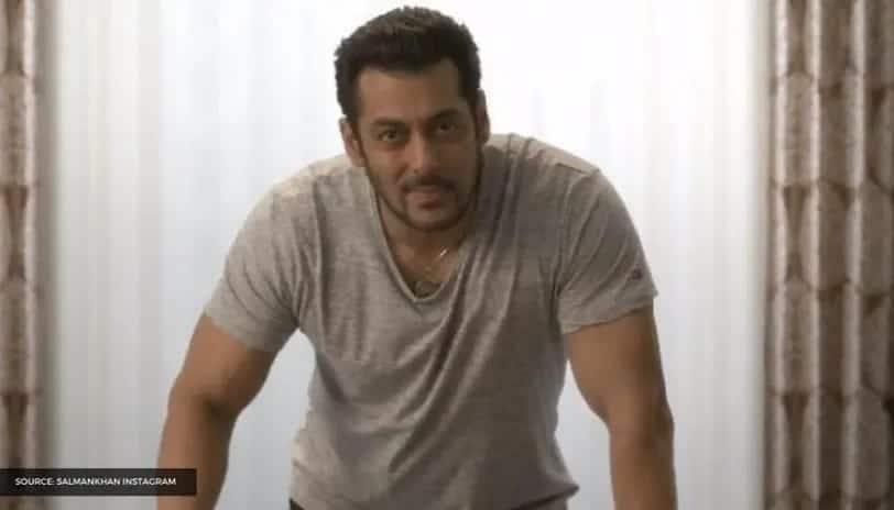 Photo of Salman Khan's corona quarantine anthem 'Pyaar Karona' is out