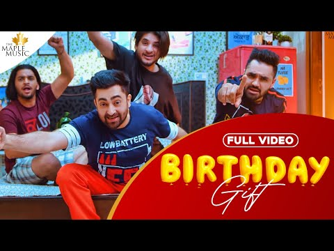 Photo of Latest Punjabi song 2020: 'Birthday Gift' sung by Sharry Mann