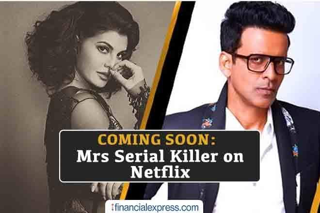 Photo of Netflix 2020: Catch Jacqueline Fernandez as never before in 'Mrs.Serial Killer'