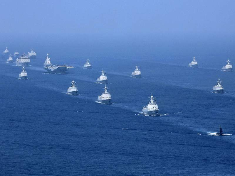 Photo of Is Beijing taking advantage of Covid-19 by pushing South China Sea agenda