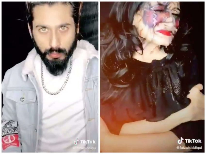 Photo of YouTube V/s TikTok Update : TikTok sensation Faizal Siddiqui's accounted is now suspended for promoting Acid Attack