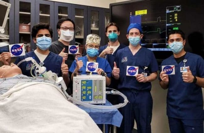 Photo of NASA – Developed Ventilator Approved by FDA for Emergency Use