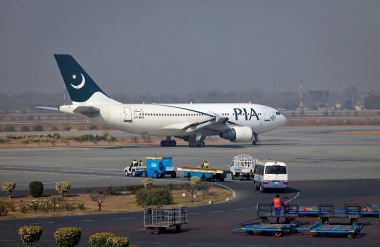 Photo of Plane carrying 90 passengers slammed near Model colony in Karanchi-Pakistan